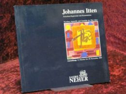 Johannes Itten : - Livres Anciens
