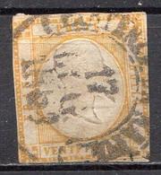 ITALIE (Anciens états) - 1861 - NAPLES (Province Italienne) - Victor Emmanuel II - N° 16 - 20 G. Jaune - Napoli