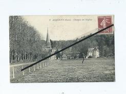 CPA  -  Acquigny  (Eure) - Chemin De L'église - Acquigny