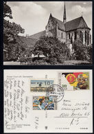 A0894 GERMANY DDR 1990, Used Postcard Kloster Chorin - Chorin