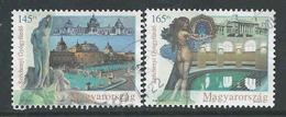 Honharije, Yv 4525-26 Jaar 2013,  Gestempeld, Zie Scan - Oblitérés