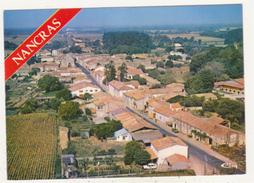 NANCRAS - CPM - VUE GENERALE AERIENNE - - Other Municipalities