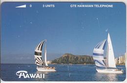 HAWAII - Diamond Head/Spinnaker, Tirage 1000, Mint - Hawaii