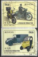 Italia 2013, Europa (o), Serie Completa - 1946-.. République
