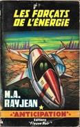 FNA 270 - RAYJEAN, Max-André - Les Forçats De L'énergie (BE+) - Fleuve Noir