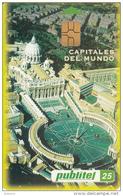 EL SALVADOR -  Vatican City, Chip GEM 3.1, Used - El Salvador