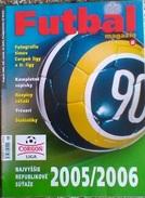 GUIDE DU CHAMPIONNAT DE SLOVAQUIE 2005/2006 - Livres, BD, Revues