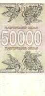 GEORGIA P. 48 50000 K 1994 UNC - Géorgie