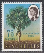 SEYCHELLES      SCOTT NO. 206    MNH    YEAR  1962 - Seychelles (...-1976)