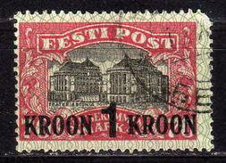 ESTLAND 1930 - MiNr: 87  Used - Estland