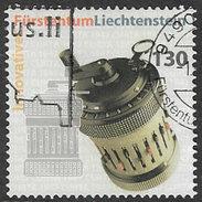 Liechtenstein SG1425 2006 Technical Innovations 1f.30 Good/fine Used [31/28234/7D]