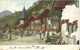 SUISSE  Meiringen Ak 1904 - BE Berne