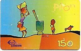 @+ Cap Vert - Pilon (1998) - Ref : CPV-19 - Cape Verde