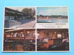 Recreatie- En Winkelcentrum BREEBOS Rijkevorsel ( Calender / Kalender ) Anno 1979 ( Zie/voir Foto Voor Details ) !! - Rijkevorsel