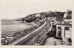 G , Cp , 76 , LE HAVRE , Le Boulevard Albert 1er Et Le Cap De La Hève - Le Havre