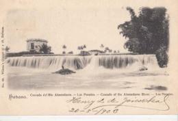 Cuba - Habana - Cascade Del Rio Almendares  - Carte Précurseur   Achat Immédiat - Other