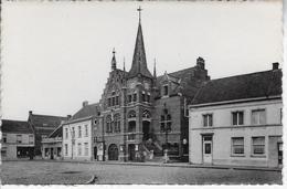 Gemeentehuis Fotokaart - Wommelgem