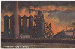 Allemagne - Gross Duisburg ( Hochöfen ) : Achat Immédiat - Unclassified