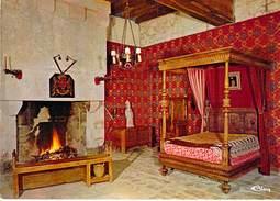 37 - LEMERE - Château Du Rivau XIIIe Et XVe S La Chambre A L Oratoire. - Frankreich