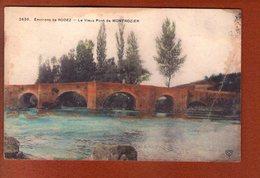 1 Cpa RODEZ Le Vieux Pont De Montrozier - Rodez