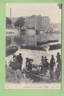 CORBEIL : Le Moulin, La Lessive, Lavandières. 2  Scans. Edition ND - Corbeil Essonnes
