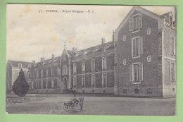 CORBEIL : Hôpital Galignani (Enfant Avec Voiture à Bras). 2  Scans. Edition H S - Corbeil Essonnes