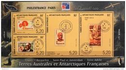 TAAF 1999 -  Du N° 260 Au N° 263 - PhilexFrance 99  - NEUF** - Parfait Etat - - Terres Australes Et Antarctiques Françaises (TAAF)