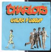 D2     LES CHARLOTS CHAGRIN D'LABOUR 1982 - Rock