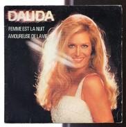 D2     DALIDA FEMME EST LA NUIT 1976 - Disco, Pop