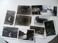 LOT PHOTO MODERNE NOIR ET BLANC - Photos