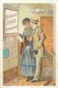 PIE-16-P - 3484 : CHOCOLAT  EXPRESS GRONDARD  COUPLE - Autres