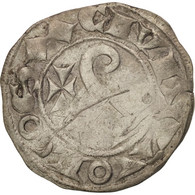 Languedoc, Comté De Toulouse, Alphonse De Poitiers, Obole, TB+, Argent - 476-1789 Monnaies Seigneuriales