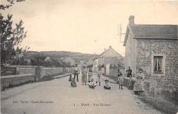 78 - YVELINES / Vert - Rue Morand - Beau Cliché Animé - Autres Communes
