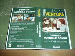 "Rare Film : "" Dernier Domicile Connu "" - Policiers"