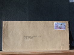 A6953   LETTRE  GUERNSEY - Uccelli