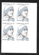 France 2010 - Yv N° 468 ** - Mère Teresa - France