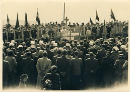 CHALONVILLARS (70) Carte Photo 1953 Cérémonie Religieuse Militaires Légion - France