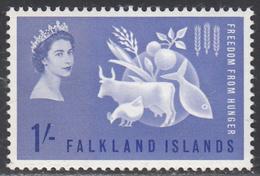 FALKLAND ISL.        SCOTT NO.  146     MNH      YEAR  1963 - Falkland