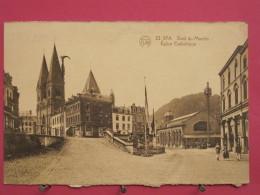 Spa - Bied Du Moulin - Eglise Catholique - Scans Recto-verso - Spa