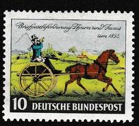 BRD 1952,  Michel 160, Postfrisch, Thurn Und Taxis - Unused Stamps