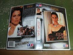 """Rare Film : """" Escort Girl """" - Action, Aventure"""