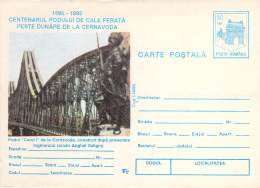"Romania 03   100 Jahre  Donau Brücke ""Carol I""  Cernavoda   Cod  116/95 - Rumänien"