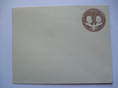 USA PRE-PAID STATIONARY COVER COLUMBUS 1892 5 CENTS UNUSED