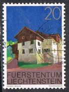 Liechtenstein SG692 1978 Buildings 20r Good/fine Used [17/15844/7D] - Liechtenstein