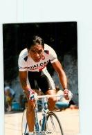 Omar HERNANDEZ . 2 Scans. Lire Descriptif.  Cyclisme. Ryalcao - Radsport