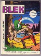 BD Blek 489, 1991, SEMIC - Blek