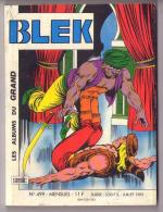 BD Blek 499, 1992, SEMIC - Blek
