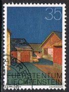 Liechtenstein SG693 1978 Buildings 35r Good/fine Used [17/15845/7D] - Liechtenstein