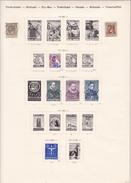 Pays Bas - Collection Vendue Page Par Page - Timbres Oblitérés / Neufs *(avec Charnière) -Qualité B/TB - Nederland