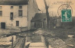 ( CPA 45 )  BRIARRES-sur-ESSONNES  /  Le Moulin Et Le Pont Du Chemin De Fer - - Briare